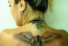 12 Angel Tattoo Designs You Must Love