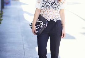 15 Fashionable and Comfortable Outfit Ideas with Baggy Pants