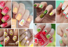 17 Fruit Nail Designs to Try This Summer