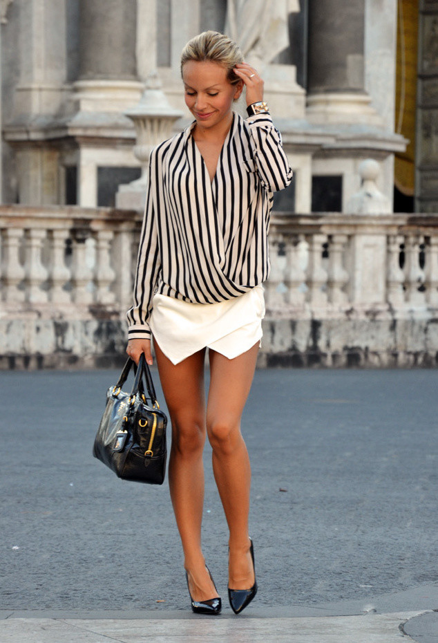 Wearing Your Skorts for Comfortable Styles
