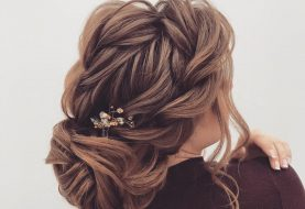 Beautiful and Elegant Updos Every Bride Will Love