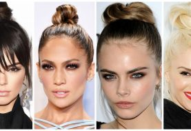 Celebrity Hairstyles: The Top Knot is IN