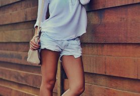 Cool Summer Outfit Ideas with Shorts