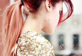 Hair Color Trends for 2020: Red Ombre Hairstyles