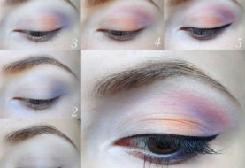 Pretty Pastel Makeup Ideas for Spring