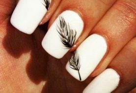 Spring Trend: 16 White Nail Designs You May Love