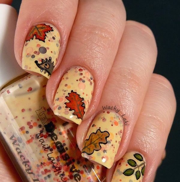 Uncover 4 Gorgeous Fall Nail Designs You Ought To Try Out