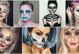 10 Terrifying Halloween Makeup Looks You Can Create With Makeup You Already Have