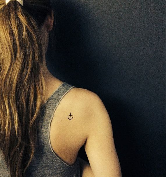 15 Tiny Tattoo Ideas for Your First Tattoo Designs