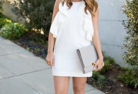 16 Stylish Ways to Pull Off the Ruffle Trend