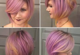 18 Beautiful Short Hairstyles for Round Faces