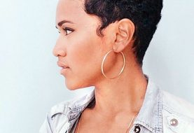 20 Trendy African American Pixie Haircuts for Short Hair – Straight, Curls, Layers