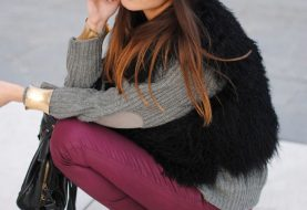 25 Latest Chic Sweater Clothing Styles for Fall
