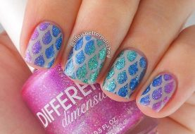 35 Amazing Glitter Nail Designs for 2020