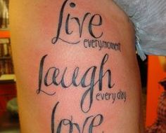 45 Tattoo Quote Ideas for Women