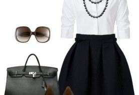 A Collection of Simple & Fresh Outfit Looks