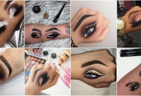 Amazing Hand Makeup Ideas To Show Off Your Artistic Skills